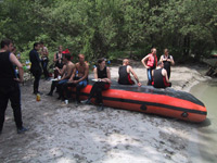 Rafting Wochenende Salza /  Enns