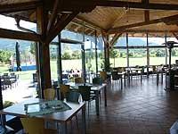 Restaurant - Camp beim Campingplatz Weißenbach