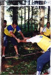 Team Building mit Sturm Graz